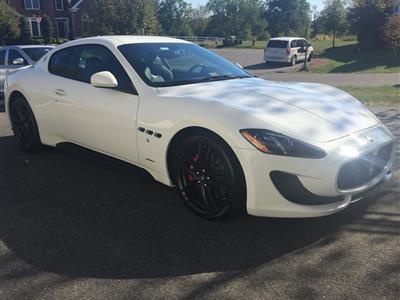2016 Maserati GranTurismo lease in Leesburg,VA - Swapalease.com