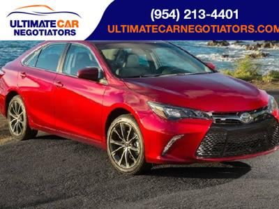2017 Toyota Camry lease in Ft. Lauderdale,FL - Swapalease.com