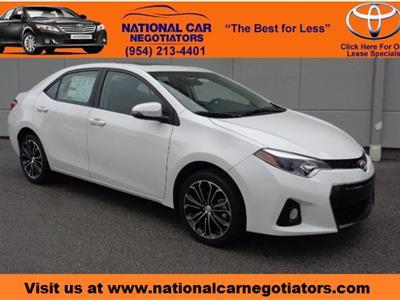 2016 Toyota Corolla lease in Ft. Lauderdale,FL - Swapalease.com