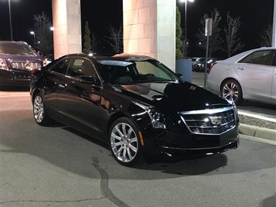 2016 Cadillac ATS Coupe lease in Pittsburgh,PA - Swapalease.com