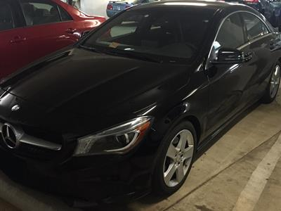 2015 Mercedes-Benz CLA-Class lease in arlington,VA - Swapalease.com