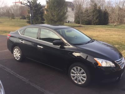2015 Nissan Sentra lease in Philadelphia,PA - Swapalease.com