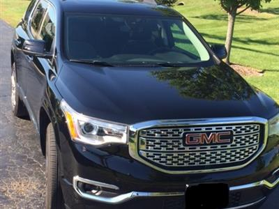 2017 GMC Acadia lease in Lake Barrington ,IL - Swapalease.com