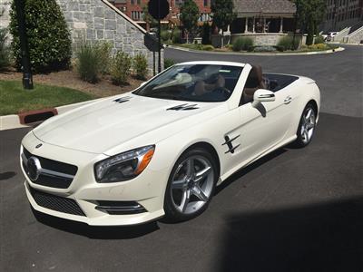 2016 Mercedes-Benz SL-Class lease in Atlanta,GA - Swapalease.com