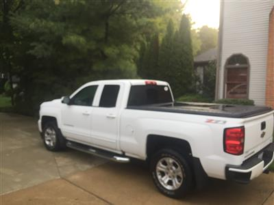 2016 Chevrolet Silverado 1500 lease in Canfield,OH - Swapalease.com