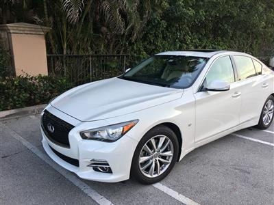 2015 Infiniti Q50 lease in Highland Beach,FL - Swapalease.com