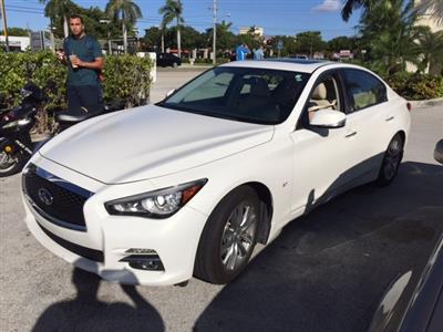 2015 Infiniti Q50 lease in HIghland Beach,FL - Swapalease.com