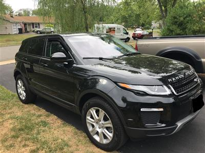 2016 Land Rover Range Rover Evoque lease in Old Bridge,NJ - Swapalease.com