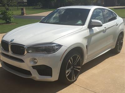 2015 BMW X6 M lease in Oklahoma City,OK - Swapalease.com