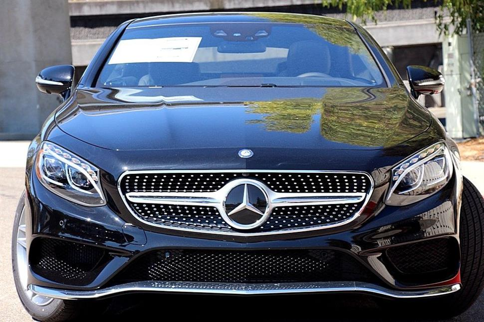 2016 mercedes benz s class coupe lease in walnut creek ca for Mercedes benz lease agreement