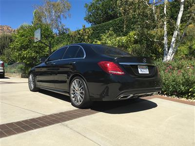2015 Mercedes-Benz C-Class lease in Westlake Village,CA - Swapalease.com