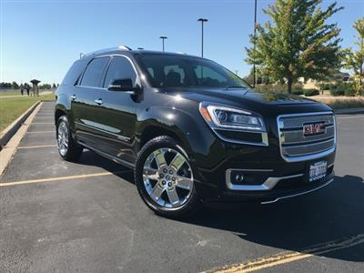 2016 GMC Acadia lease in Naperville,IL - Swapalease.com