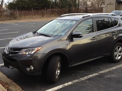 2015 Toyota RAV4 lease in Gaithersburg,MD - Swapalease.com