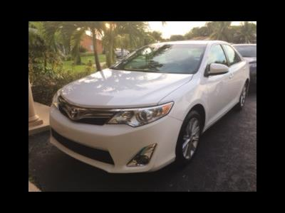 2013 Toyota Camry lease in sunrise,FL - Swapalease.com