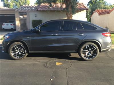 2016 Mercedes-Benz GLE-Class Coupe lease in Palm Springs,CA - Swapalease.com