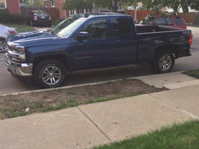 2016 Chevrolet Silverado 1500 lease in Wyandotte,MI - Swapalease.com