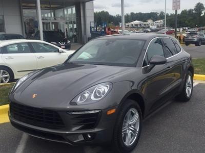 2016 Porsche Macan lease in Gaithersburg,MD - Swapalease.com