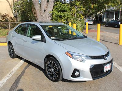 2015 Toyota Corolla lease in Cambridge,MA - Swapalease.com