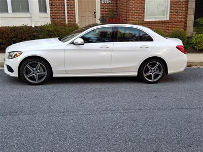 2015 Mercedes-Benz C-Class lease in Columbia,MD - Swapalease.com