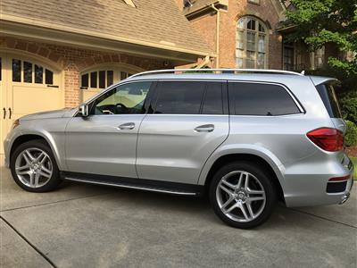2016 Mercedes-Benz GL-Class lease in Lawrenceville,GA - Swapalease.com