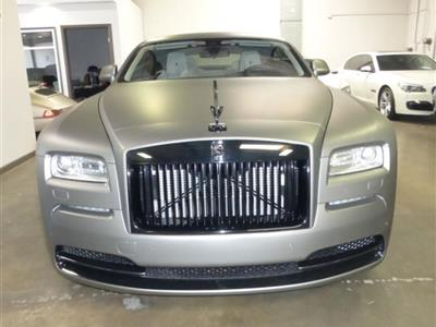 2015 Rolls-Royce Wraith lease in Naples,FL - Swapalease.com