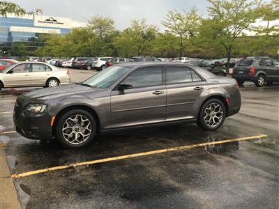 2016 Chrysler 300 lease in Cincinatti,OH - Swapalease.com
