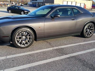 2016 Dodge Challenger lease in Johnston,RI - Swapalease.com