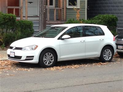 2016 Volkswagen Golf lease in Boston,MA - Swapalease.com