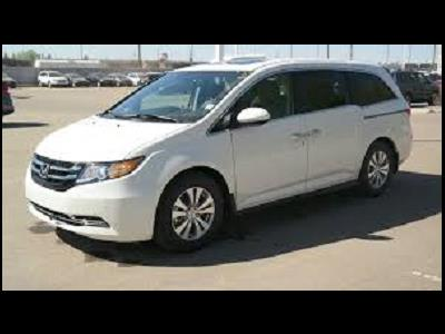 2016 Honda Odyssey lease in Mobile,AL - Swapalease.com