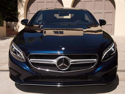 2015 Mercedes-Benz S-Class Coupe lease in Pacific Palisades,CA - Swapalease.com