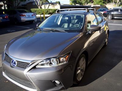 2015 Lexus CT 200h lease in Costa Mesa,CA - Swapalease.com