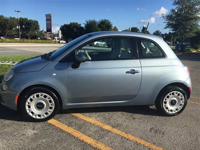 2013 Fiat 500 lease in Miami,FL - Swapalease.com