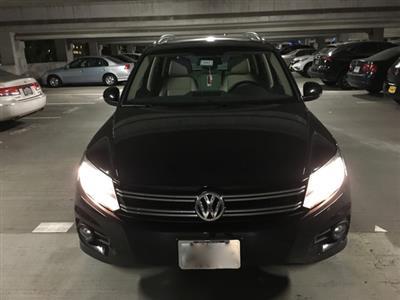2014 Volkswagen Tiguan lease in San Francisco,CA - Swapalease.com