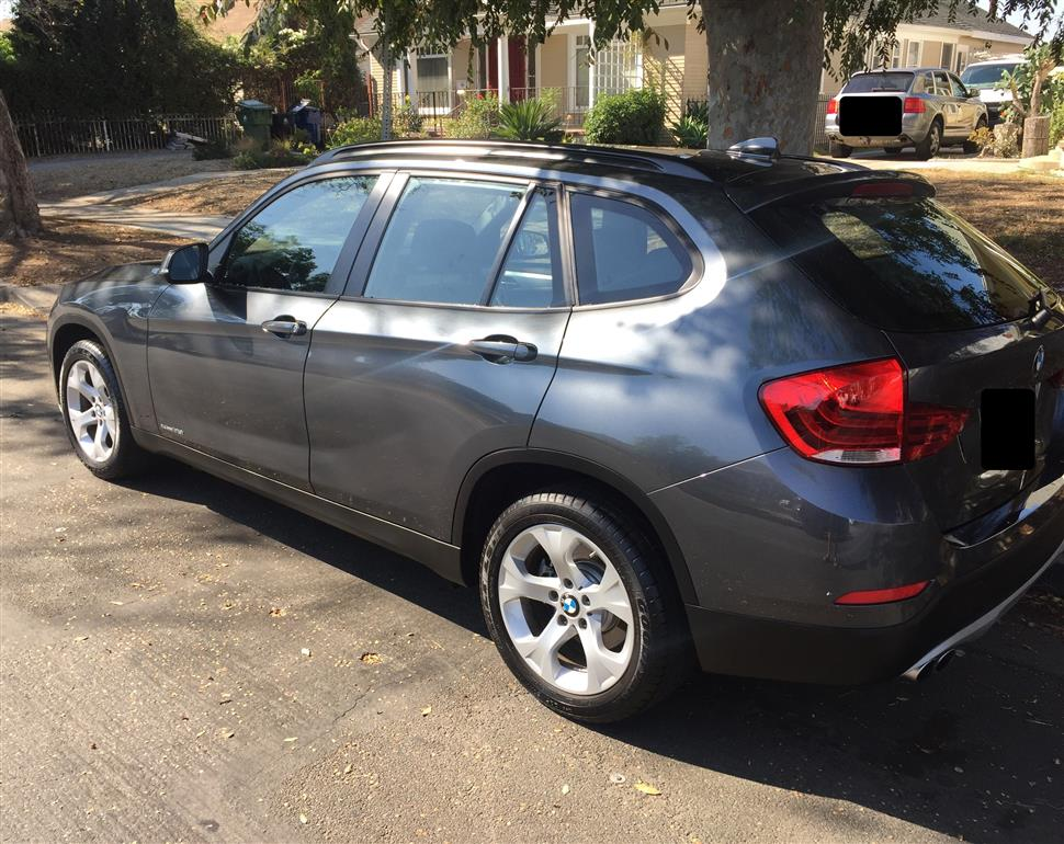 2015 bmw x1 lease in los angles ca. Black Bedroom Furniture Sets. Home Design Ideas