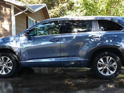 2015 Toyota Highlander lease in Grandbury,TX - Swapalease.com