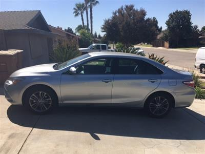 2016 Toyota Camry lease in bakersfield,CA - Swapalease.com