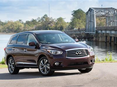 2015 Infiniti QX60 lease in Chicago,IL - Swapalease.com