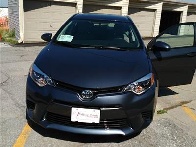 2016 Toyota Corolla lease in Yankton,SD - Swapalease.com