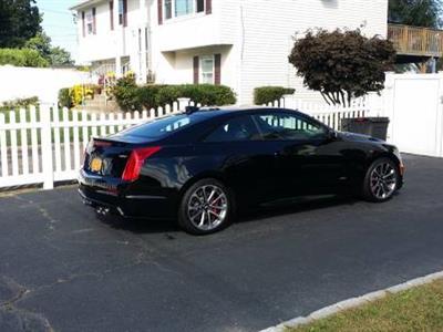 2016 Cadillac ATS-V lease in Lindenhurst,NY - Swapalease.com