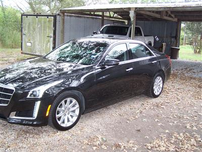 2014 Cadillac CTS lease in Groesbeck,TX - Swapalease.com