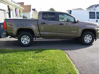 2016 Chevrolet Colorado lease in Bernville,PA - Swapalease.com