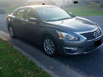 2015 Nissan Altima lease in Shoreview,MN - Swapalease.com