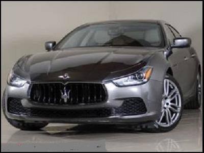 2014 Maserati Ghibli lease in Los Angeles,CA - Swapalease.com