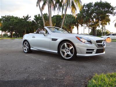 2014 Mercedes-Benz SLK-Class lease in Miami,FL - Swapalease.com