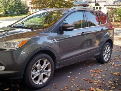 2016 Ford Escape lease in South Portland ,ME - Swapalease.com