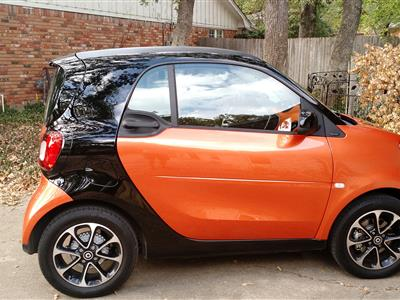 2016 smart fortwo lease in Bedford,TX - Swapalease.com