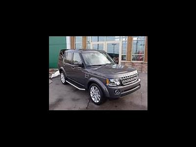 2016 Land Rover LR4 lease in Oakland Gardens,NY - Swapalease.com