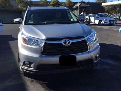 2016 Toyota Highlander lease in Mill Valley,CA - Swapalease.com