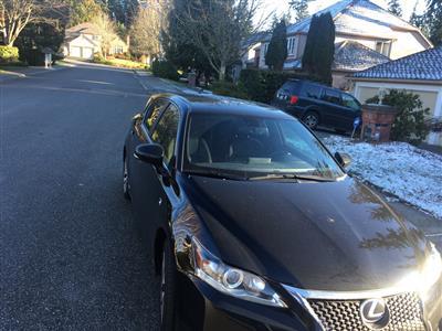 2016 Lexus CT 200h F Sport lease in Seattle,WA - Swapalease.com