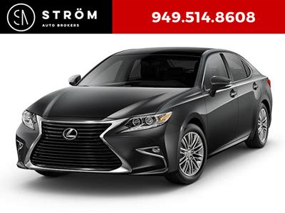 2017 Lexus ES 350 lease in Corona Del Mar,CA - Swapalease.com